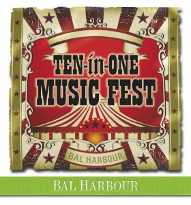 Ten In One Music Fest Bal Harbour Florida